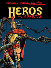 Frank Bellamy's Heros the Spartan