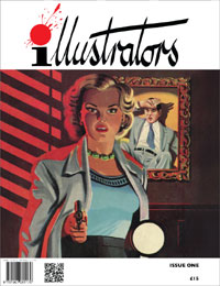 illustrators quarterly issue 1
