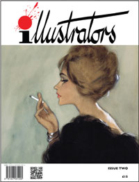 illustrators quarterly issue 2