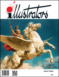 illustrators - Full 12 month Subscription (issues 3 - 6)